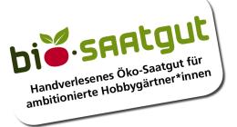 bio-saatgut, der Online-Shop für handverlesenes samenfestes Öko-Saatgut, seltene und historische Gemüsesorten für ambitionierte Hobbygärtner*innen